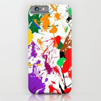 iPhone & iPod Case featuring I LOVE COLORS by Ylenia Pizzetti