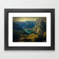 Amazing Apls Framed Art Print