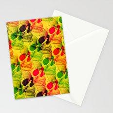 Skullfest Stationery Cards