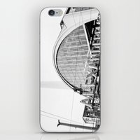Berlin Alexandraplatz iPhone & iPod Skin