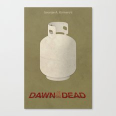 Dawn of the Dead Canvas Print