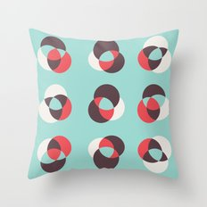 Bloomies Throw Pillow