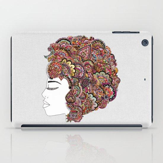 Her Hair - Les Fleur Edition iPad Case