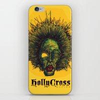 Voodoo Lady iPhone & iPod Skin