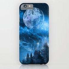 Night forest iPhone 6s Slim Case