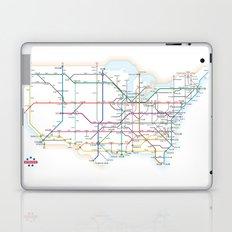 Interstate Laptop & iPad Skin