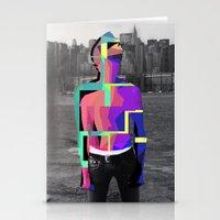 Boy Urban 2 Stationery Cards