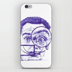 Salvador Dali iPhone & iPod Skin