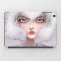 Le Coeur Des Crocus... iPad Case