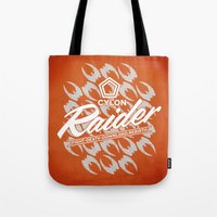 RAIDER Tote Bag