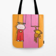 Circus XL Tote Bag