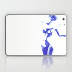 Woman in watercolour Laptop & iPad Skin
