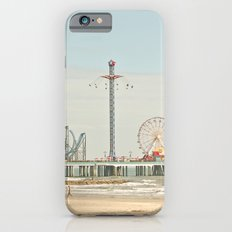 Pleasure Pier Galveston Fun iPhone 6 Slim Case