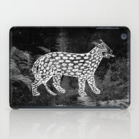 Forest Panther iPad Case