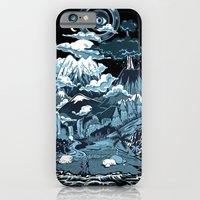 iPhone & iPod Case featuring Terra Mikronic by Don Lim