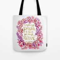 Anything's Possible – … Tote Bag