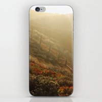 big sur cliffs iPhone & iPod Skin