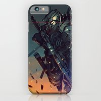 Heavy Fire iPhone 6 Slim Case
