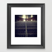 Overture Center Framed Art Print