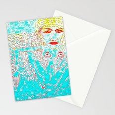 Sea Child Stationery Cards
