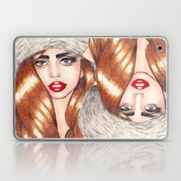 Furr Queen Laptop & iPad Skin