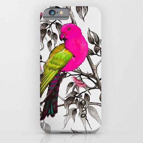 King Parrot iPhone & iPod Case