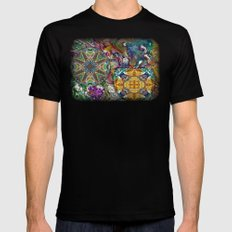 His Glory SMALL Black Mens Fitted Tee