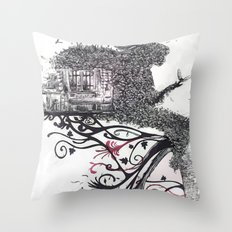 Imaginatĭo Throw Pillow