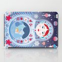 Our Lady of Winter iPad Case