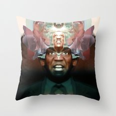 Cosby #11 Throw Pillow