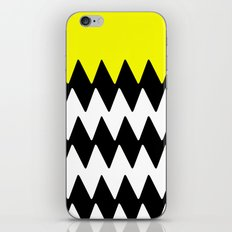 Zig Zag iPhone & iPod Skin