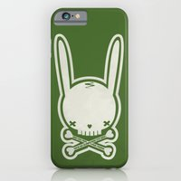 SKULL BUNNY of PIRATE - EP02 MOSS V. iPhone 6 Slim Case