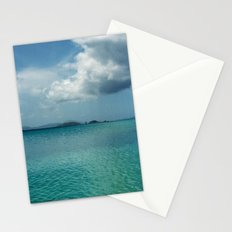 Caribbean Sea View Stationery Cards