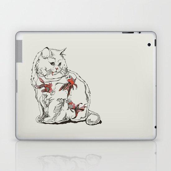 Fish Tank Laptop & iPad Skin