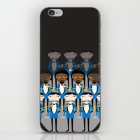 And all that jazz iPhone & iPod Skin