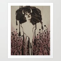 #28 - Meadow 2 Art Print