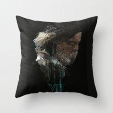 Eight Throw Pillow