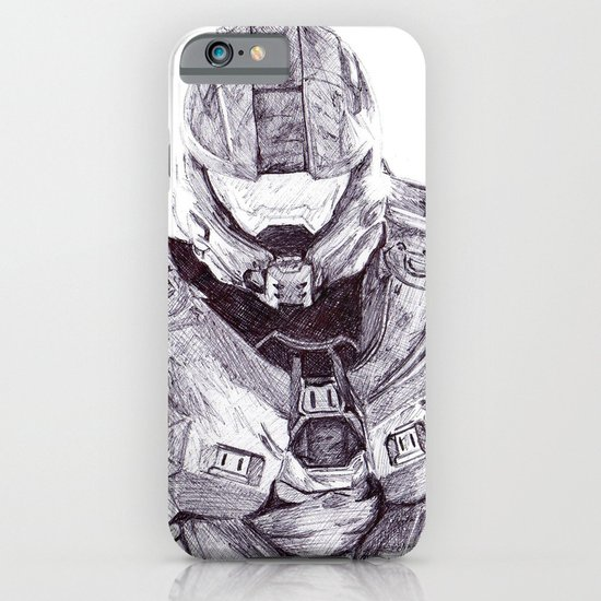 Master Chief iPhone & iPod Case
