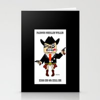 western famous chillie willie 1 Stationery Cards