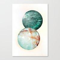 Colorado Balls Canvas Print