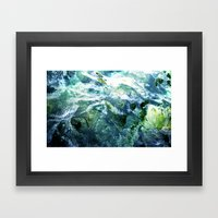 Big Fish Framed Art Print