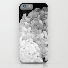 White flowers no.2 iPhone 6s Slim Case