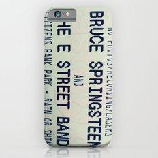 Bruce Springsteen & the E Street Band: Rain or Shine Slim Case iPhone 6s