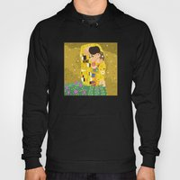 The Kiss (Lovers) By Gus… Hoody