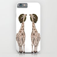 Star Giraffe iPhone 6 Slim Case