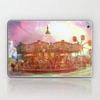 Merry Go Round Laptop & iPad Skin