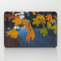Fall Walks iPad Case