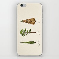 Fur Tree iPhone & iPod Skin