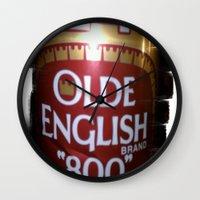 more beer Wall Clock