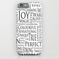 You Are All Of This And More!. iPhone 6 Slim Case